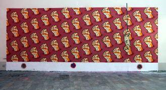 Im Dezember 2013 entstandenes Mural von Chifumi.