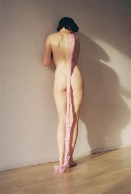 Eylül Aslan, aus der Reihe Vanishing Twin, 2013