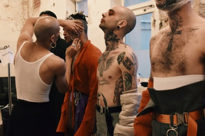 Berlin Alternative Fashionweek 2017, Halle am Berghain